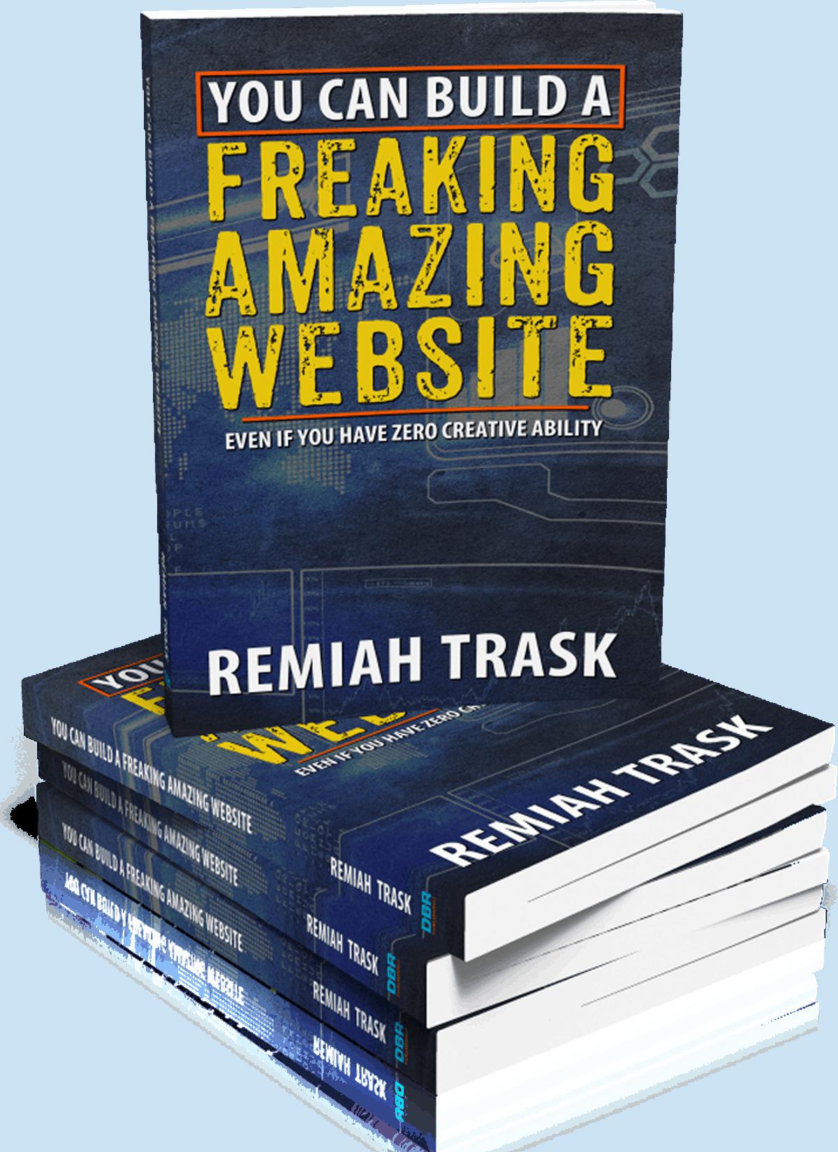 Remiah Trask   Web Designer + Digital Business Consultant Web Design Website Design Starter Website Package Starter Website New Business Website Website leads